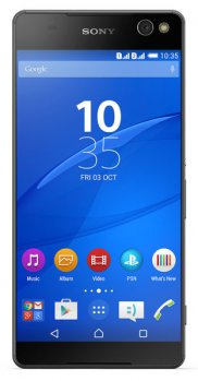 "Смартфон Sony Xperia C5 Ultra dual E5533 черный моноблок 3G 4G 2Sim 6"" 1080x1920 Android 5.0 13Mpix WiFi BT GSM900/1800 GSM1900 TouchSc MP3 16Gb FM A-"