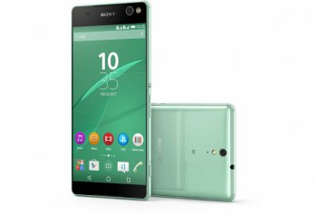 "Смартфон Sony Xperia C5 Ultra dual E5533 зеленый моноблок 3G 4G 2Sim 6"" 1080x1920 Android 5.0 13Mpix WiFi BT GSM900/1800 GSM1900 TouchSc MP3 16Gb FM A"