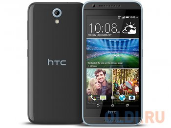 Смартфон HTC Desire 620G dual sim Matt Grey/Light Grey Trim