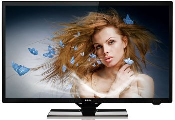 "Телевизор-LCD 24"" BBK 24LEM-1016/T2C черный/HD READY/50Hz/DVB-T/DVB-T2/DVB-C/USB (RUS)"