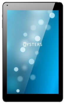 "Планшетный компьютер Oysters T104HVi 10"" 1280*800/MT8382 1.3 GHz/1 Gb/8Gb/Wi-Fi/3G/Bluetooth/MicroSD/Cam/Black/Android"