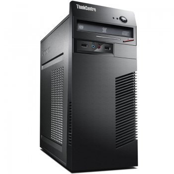 Системный блок Lenovo ThinkCentre M73 MT i3 4160/4Gb/500Gb 7.2k/DVDRW/Windows 7 Professional 64 +W8Pro64/клавиатура/мышь
