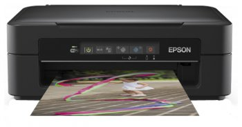 МФУ Epson Expression Home XP-225 + СНПЧ Inksystem