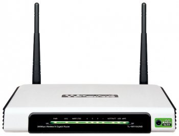 Маршрутизатор TP-Link TL-WR1042ND 4x10/100/1000 802.11n