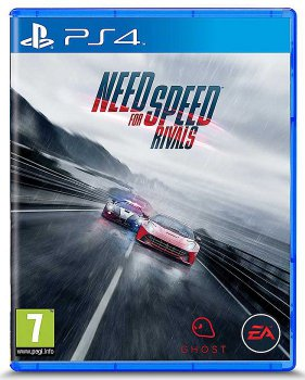 Игра для Sony PlayStation Sony Need for Speed Rivals (RUS)