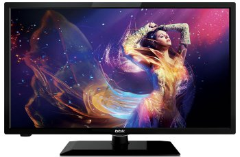 "Телевизор-LCD BBK 21.5"" 22LEM-1015/FT2C черный/FULL HD/50Hz/DVB-T/DVB-T2/DVB-C/USB (RUS)"
