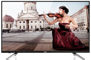 "Телевизор-LCD BBK 43"" 43LEM-1018/FT2C Grace черный/FULL HD/50Hz/DVB-T/DVB-T2/DVB-C/USB (RUS)"
