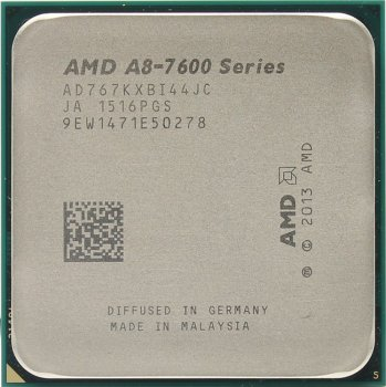 Процессор AMD A8-7670K BOX Black Edition (AD767KX) 3.6 GHz/4core/SVGA RADEON R7/4 Mb/95W/5 GT/s Socket FM2+