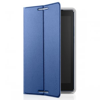 Чехол Lenovo Tab2 A8-50 Folio case and film синий (ZG38C00228)