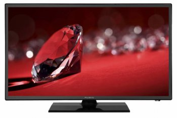 "Телевизор-LCD Rubin 24"" RB-24SE9T2C черный/HD READY/60Hz/DVB-T2/USB (RUS)"