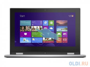 "Ноутбук Dell Inspiron 3147 Pentium N3540 Quad/4G/500G/11,6""HD IPS Touch/Int:Intel HD/BT/Win8.1 (3147-5895) (Red)"