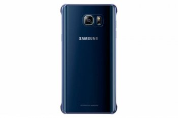 Чехол Samsung для Samsung Galaxy Note 5 СlCover черный (EF-QN920CBEGRU)