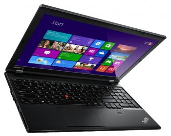 "Ноутбук Lenovo ThinkPad L540 Core i5 4210M/4Gb/500Gb/DVD-RW/15.6""/HD (1366x768)/Windows 7 Professional 64/black/WiFi/BT/Cam"