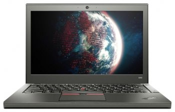 "Ноутбук Lenovo ThinkPad X250 Core i5 5300U/4Gb/SSD128Gb/Intel HD Graphics 5500/12.5""/HD (1366x768)/Windows 8.1 Professional 64/black/WiFi/BT/Cam"