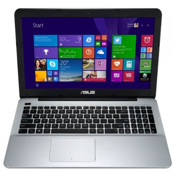"Ноутбук Asus X555LB <90NB08G2-M05070> i7 5500U/8/1TB/15.6"" HD/GT940 2GB/Wi-Fi/Windows 8.1"