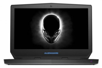 "Ноутбук Dell Alienware 13 Core i5 6200U/8Gb/1Tb/nVidia GeForce GTX 960M 2Gb/13.3""/IPS/FHD (1920x1080)/Windows 8.1 Single Language 64/silver/WiFi/BT/Ca"