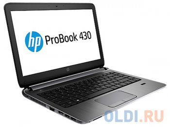 "Ноутбук hp Probook 430 <N0Y70ES> i3-5010U (2.1)/4G/500G/13.3""HD AG/Int:Intel HD 5500/BT/FPR/DOS"