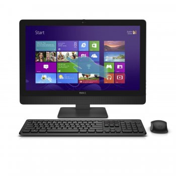 "Моноблок Dell Inspiron 5348 23"" Full HD i3 4170/4Gb/1Tb/HDG/DVDRW/Windows 8.1/клавиатура/мышь 1920x1080"