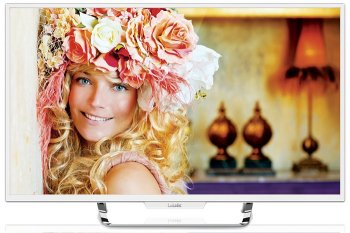 "Телевизор-LCD 32"" BBK 32LEM-3035/T2C белый/HD READY/50Hz/DVB-T/DVB-T2/DVB-C/USB (RUS)"