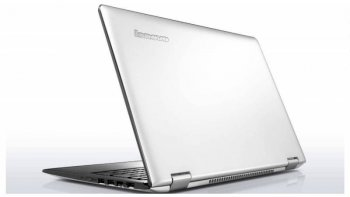 "Ноутбук Lenovo IdeaPad Yoga 500-14IBD Core i7 5500U/4Gb/1Tb/SSD8Gb/nVidia GeForce 940M 2Gb/14""/IPS/Touch/FHD (1920x1080)/Windows 10/white/WiFi/BT/"