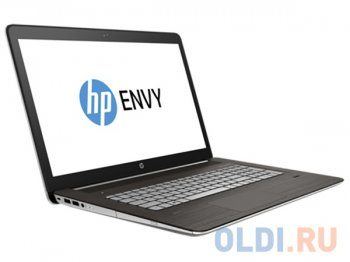 "Ноутбук hp Envy 17-n104ur <L2T04EA> i7-6700HQ (2.6)/16G/512Gb SSD/17.3""FHD IPS/NV GTX950M 4G/DVD-SM/BT/Win10 (Modern silver)"