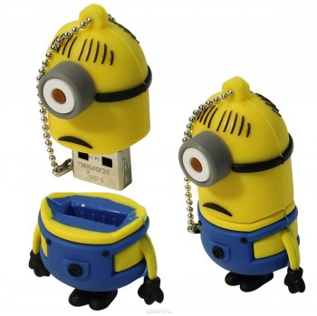 Накопитель USB 8Gb Minion Stuart