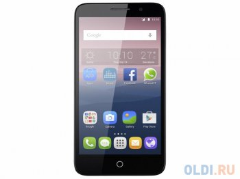"Смартфон Alcatel OT5015D POP 3 (Soft gold) 2SIM/5"" 854x480/5Mpx/4Gb/GPS/WiFi/Android 5.0"