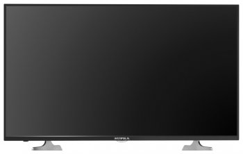 "Телевизор-LCD 32"" Supra S-LC32T840WL черный/HD READY/50Hz/DVB-T2/DVB-C/USB (RUS)"