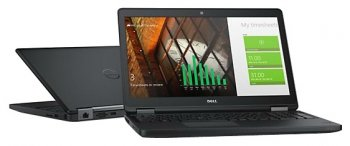 "Ноутбук Dell Latitude E5550 Core i7 5600U/8Gb/500Gb/nVidia GeForce 840M 2Gb/15.6""/HD (1366x768)/Windows 7 Professional 64 upgW8.1Pro64/black/WiFi/Cam"