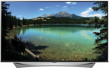 "Телевизор-LCD LG 65"" 65UF950V черный/белый/Ultra HD/200Hz/DVB-T2/DVB-C/DVB-S2/3D/USB/WiFi/Smart (RUS)"