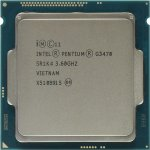 Процессор Intel Original Pentium Dual-Core G3470 Soc-1150 (BX80646G3470 S R1K4) (3.6GHz/Intel HD Graphics) Box