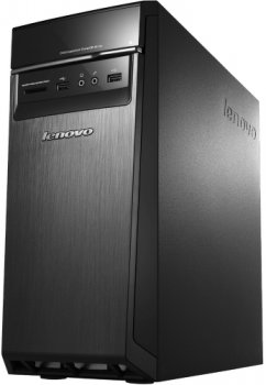 Системный блок Lenovo H50-05 <90BH002RRS> AMD A8-6410/4Gb/1Tb//DVD-RW/Windows 8 (64)