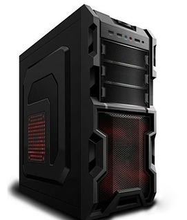 Системный блок (ATX/AMD Athlon II X4 760K 3.8Ghz/RAM 4GB/GPU 2GB GT740/HDD 1TB/DVD-RW/Win 10) (338619)