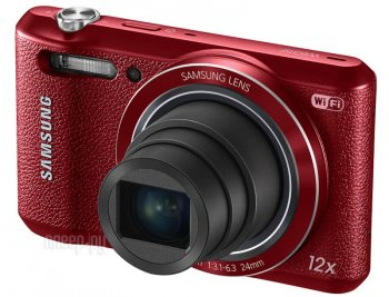 Samsung WB35F Red
