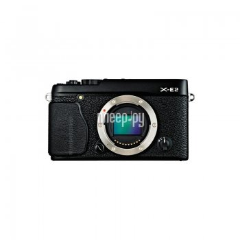 FujiFilm FinePix X-E2 Body Black