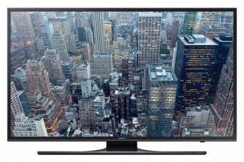 "Телевизор-LCD Samsung 48"" UE48JU6430UXRU черный/Ultra HD/200Hz/DVB-T2/DVB-C/DVB-S2/USB/WiFi/Smart (RUS)"