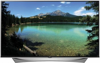 "Телевизор-LCD 55"" LG 55UF950V серебристый/черный/Ultra HD/100Hz/DVB-T2/DVB-C/DVB-S2/3D/USB/WiFi/Smart (RUS)"
