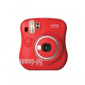 FujiFilm 25 Instax Mini Red