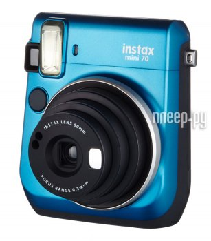 Фотокамера Fujifilm 70 Instax Mini Blue