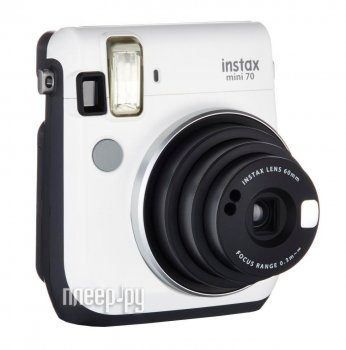 Фотокамера Fujifilm 70 Instax Mini White