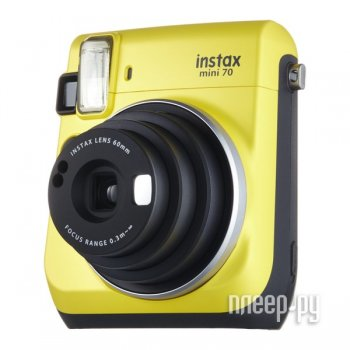 Фотокамера Fujifilm 70 Instax Mini Yellow