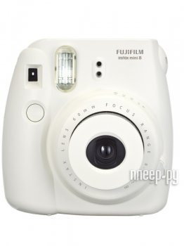 Фотокамера FujiFilm 8 Instax Mini White