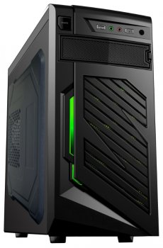 Системный блок (microATX/AMD A4-5300 3.4Ghz/RAM 4GB/HDD 500GB/DVD-RW/no OS) (340234)