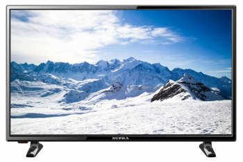 "Телевизор-LCD Supra 28"" S-LC28T440WL черный/HD READY/50Hz/DVB-T2/DVB-C/USB (RUS)"