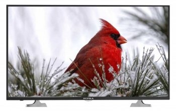 "Телевизор-LCD Supra 39"" S-LC40T840WL черный/HD READY/50Hz/DVB-T2/DVB-C/USB (RUS)"