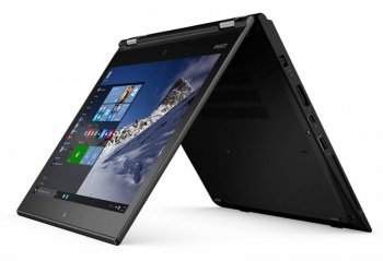 "Ноутбук Lenovo ThinkPad Yoga 260 Core i5 6200U/8Gb/SSD256Gb/Intel HD Graphics/12.5""/IPS/Touch/FHD/Windows 10 Professional/black/WiFi/BT/Cam"
