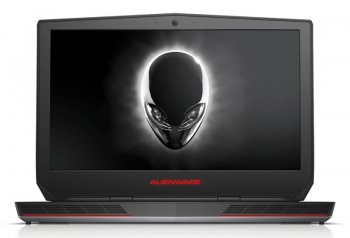 "Ноутбук Dell Alienware 15 Core i7 6700HQ/16Gb/1Tb+256Gb/nVidia GeForce GTX 980M 4Gb/15.6""/IPS/FHD (1366x768)/Windows 8.1/silver/WiFi/BT/Cam"