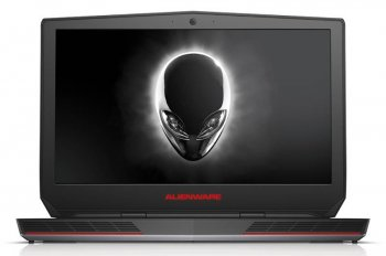"Ноутбук Dell Alienware 15 Core i7 6700HQ/16Gb/1Tb+256Gb/nVidia GeForce GTX 980M 4Gb/15.6""/IPS/FHD (1366x768)/Windows 10/silver/WiFi/BT/Cam"