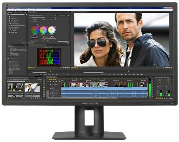 "Монитор HP 31.5"" Z32x черный IPS LED 16:9 HDMI полуматовая HAS Pivot 300cd 178гр/178гр 3840x2160 DisplayPort Ultra HD USB 10.8кг (RUS)"