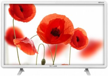 "Телевизор-LCD Telefunken 32"" TF-LED32S21T2 белый/HD READY/50Hz/DVB-T/DVB-T2/DVB-C/USB (RUS)"